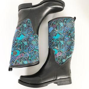 UGG Reignfall tall rain boots